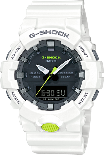 G-Shock Analog-Digital GA800SC-7A
