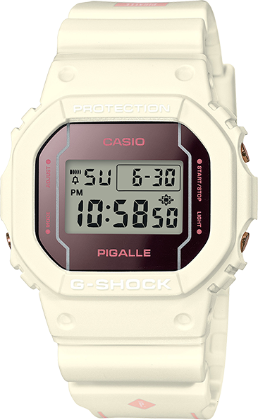 G-Shock Limited Editon DW5600PGW-7
