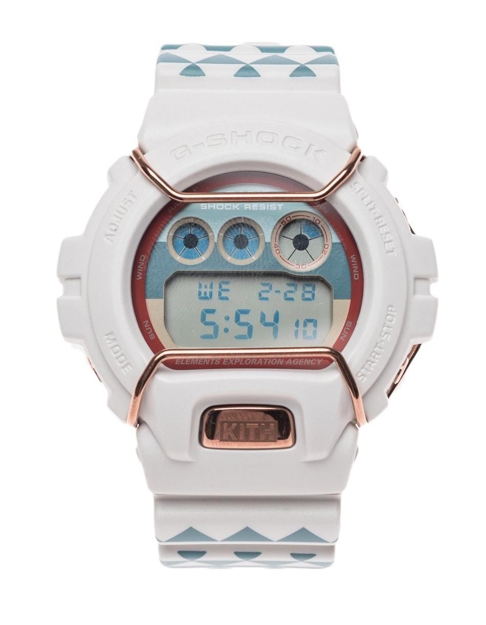 G-Shock 6900 Kith