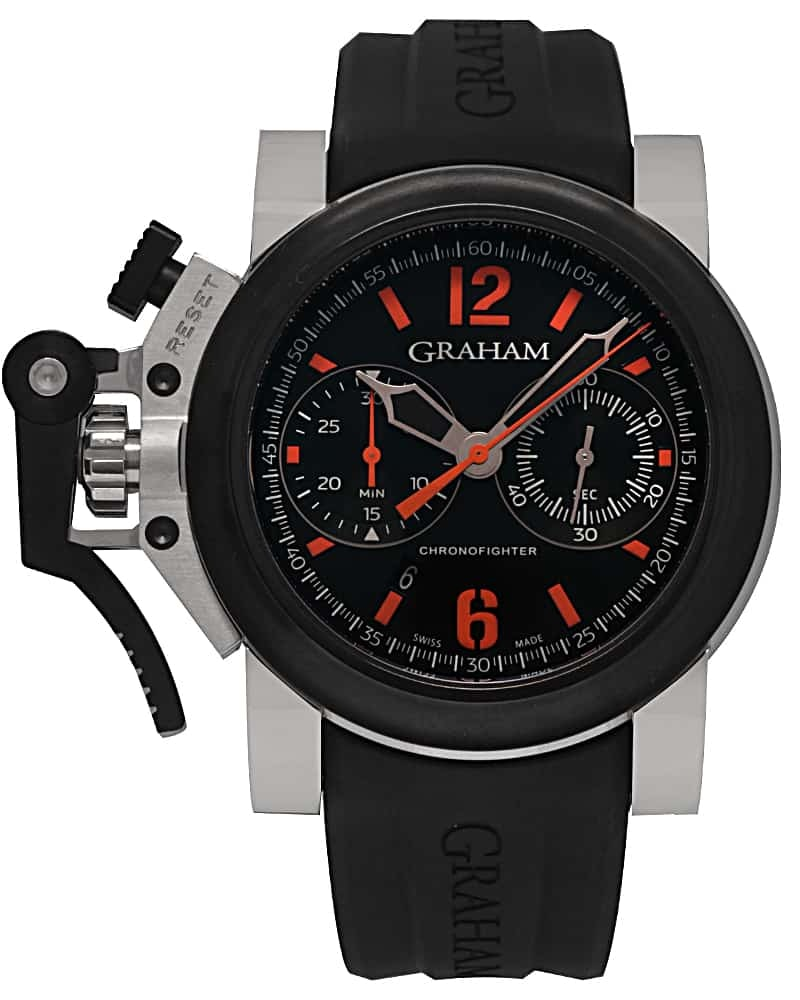Graham Chronofighter Oversize 2OVBV.B42A