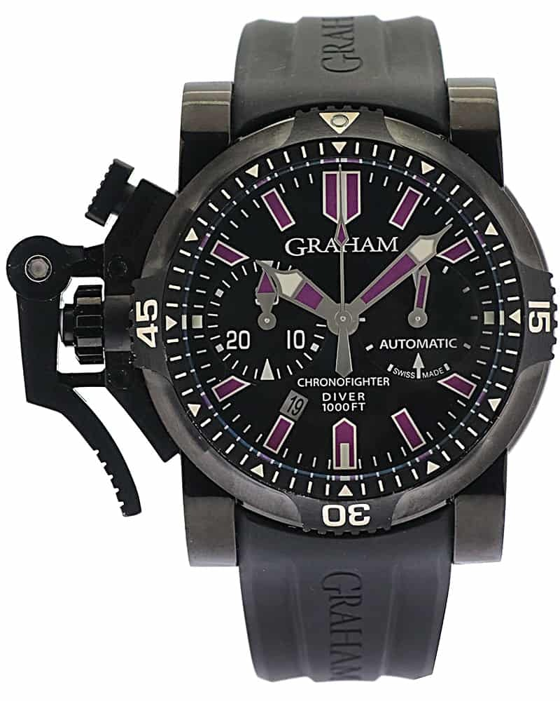 Graham Chronofighter Oversize Diver Deep Seal 2OVEZ.B24A.K10N