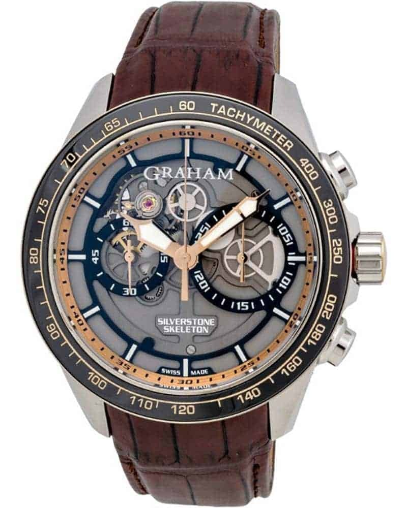 Graham Silverstone RS Skeleton 2STAG.B02A