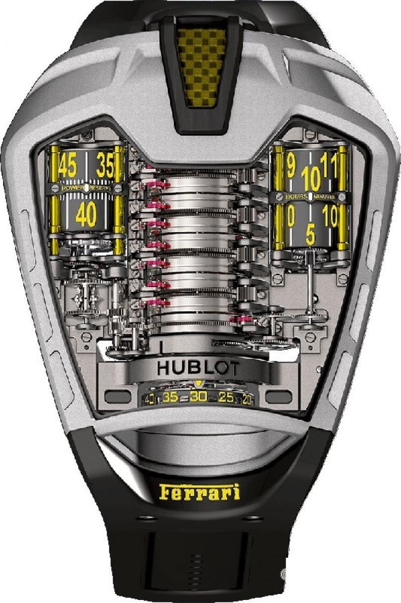 Hublot MP-05 LaFerrari 905.NX.0001.RX