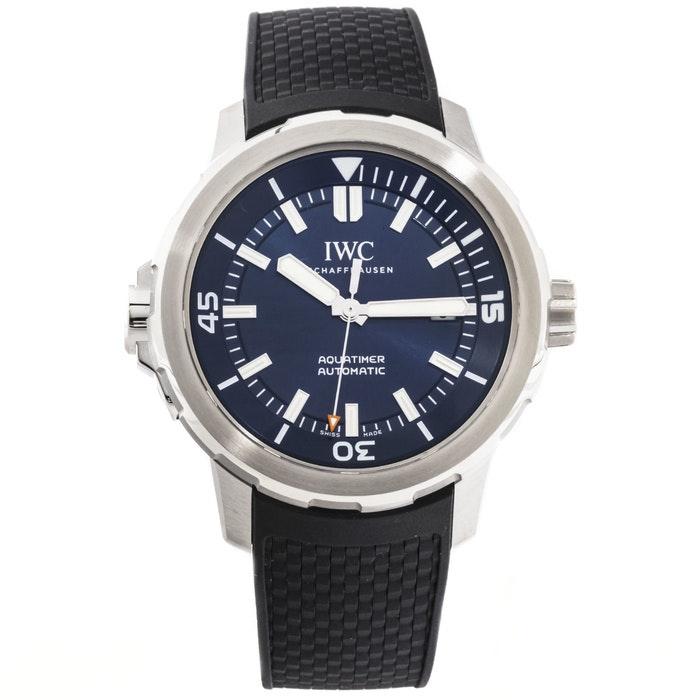 IWC Aquatimer Cousteau IW3290-05