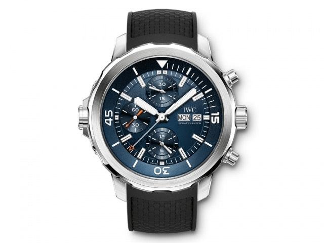 IWC Aquatimer Jacques Yves Cousteau IW376805