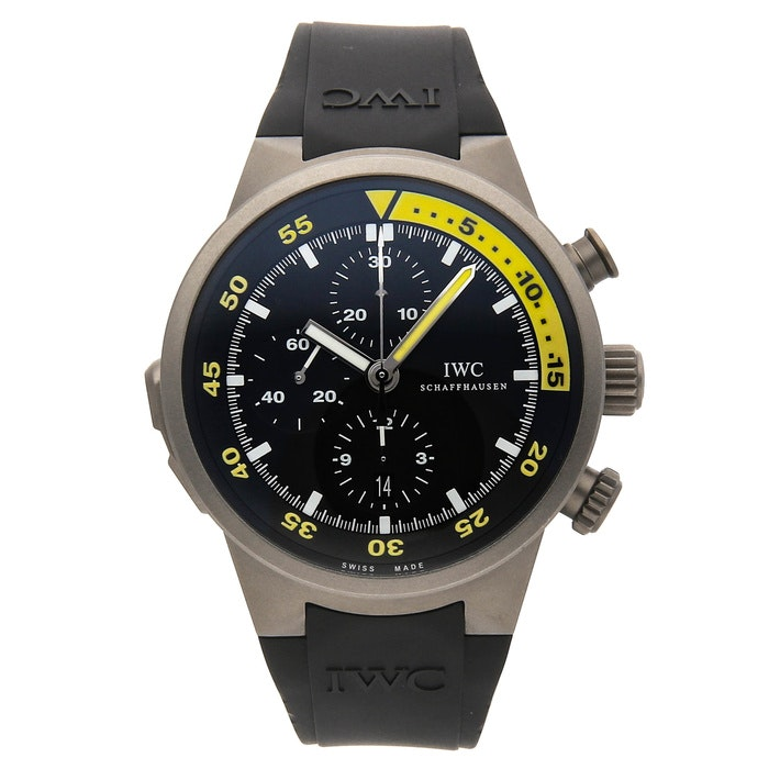 IWC Aquatimer Split-Minute Chronograph IW3723-04