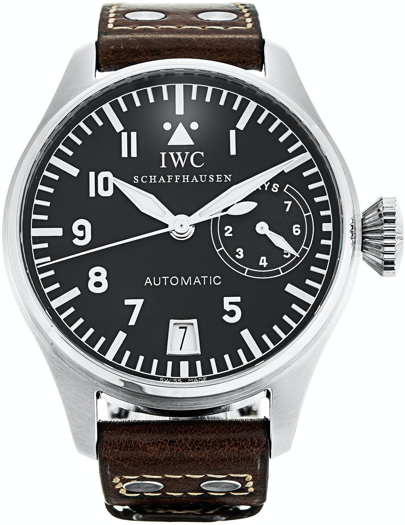 IWC Big Pilot IW500201