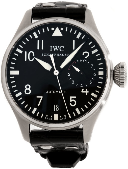 IWC Big Pilot IW5004-01