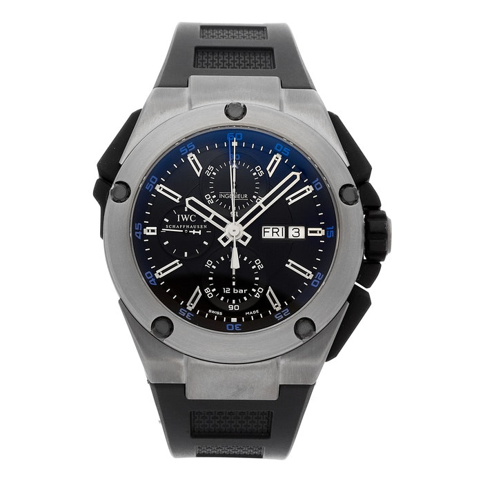 IWC Ingenieur Double Chronograph IW3765-01