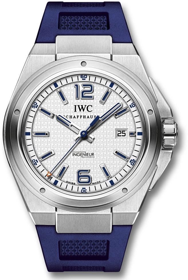 IWC Ingenieur Mission Earth Plastiki IW323608
