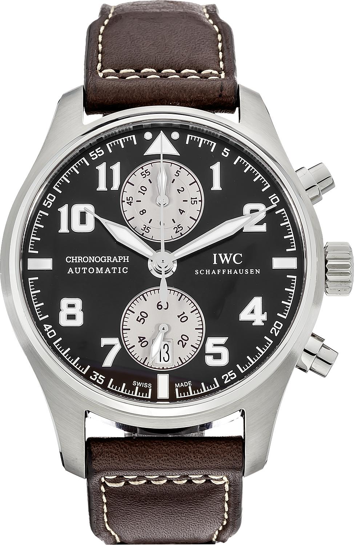 IWC Pilot Antoine de Saint Exupery Chronograph IW387806
