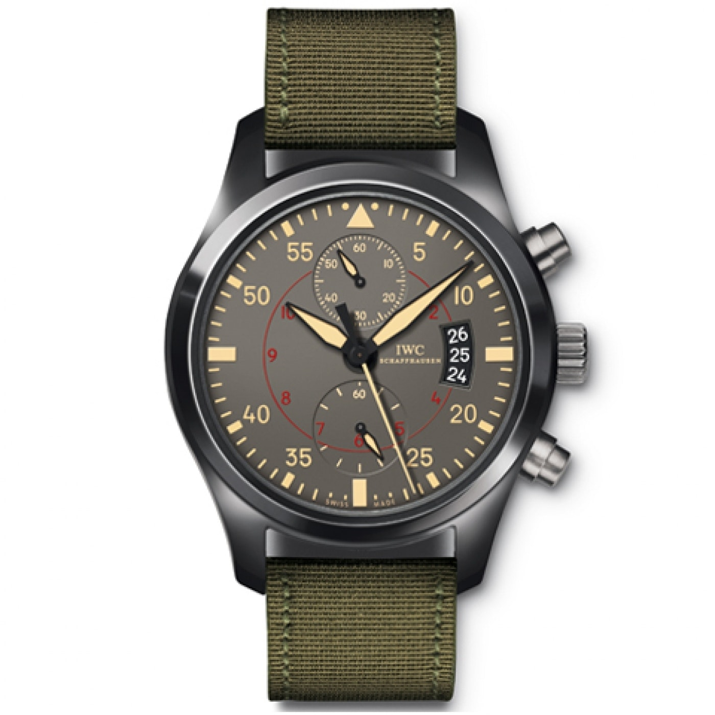 IWC Pilot Chronograph IW388002