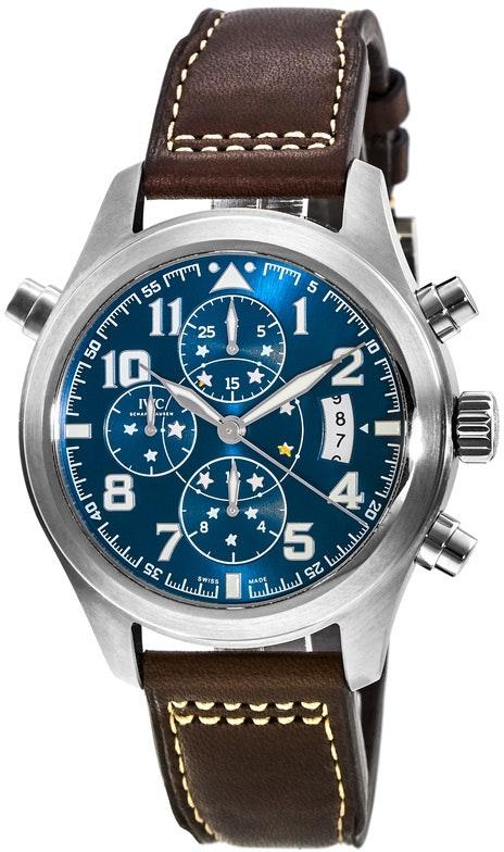 IWC Pilot Double Chronograph IW371807