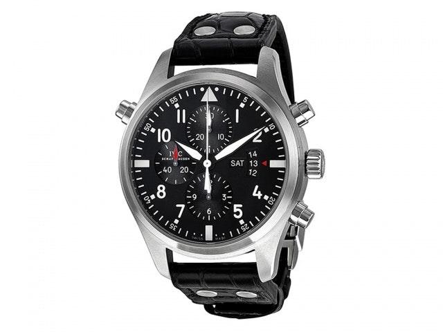 IWC Pilot Double Chronograph IW377801