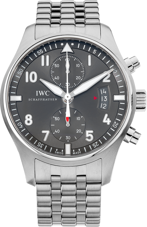 IWC Pilot Spitfire Chronograph IW387804 Grey