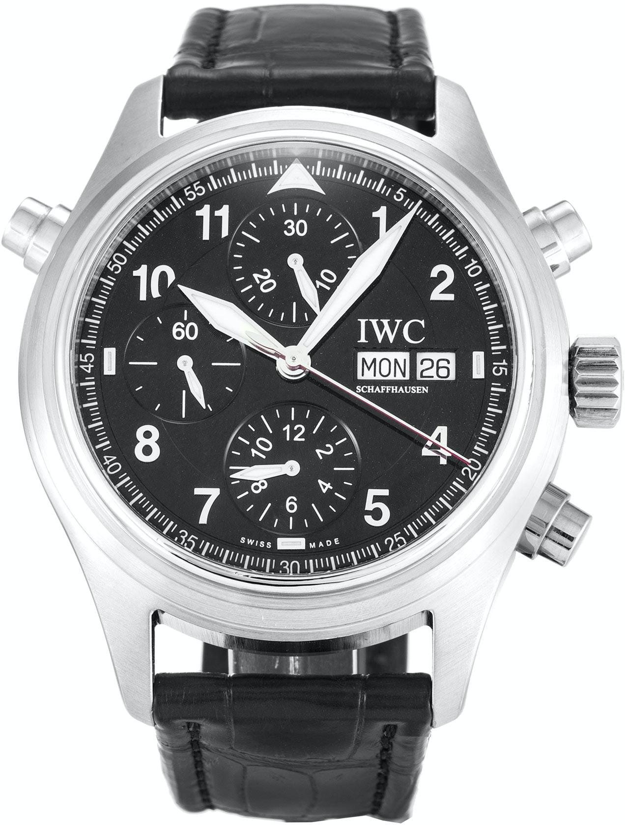 IWC Pilot Spitfire Double Chronograph IW371333
