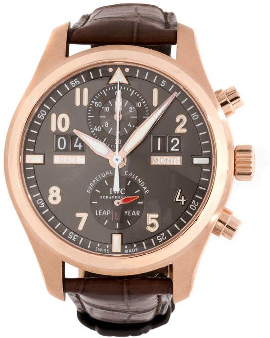 IWC  Pilot Spitfire Perpetual IW3791-03