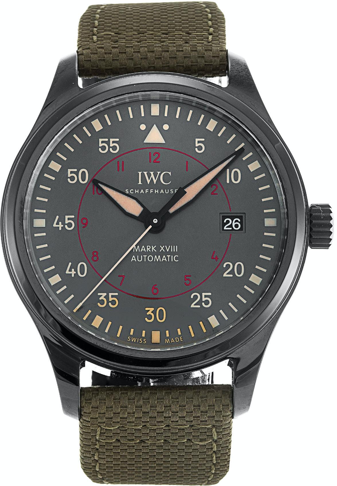 IWC Pilot Top Gun Miramar IW324702