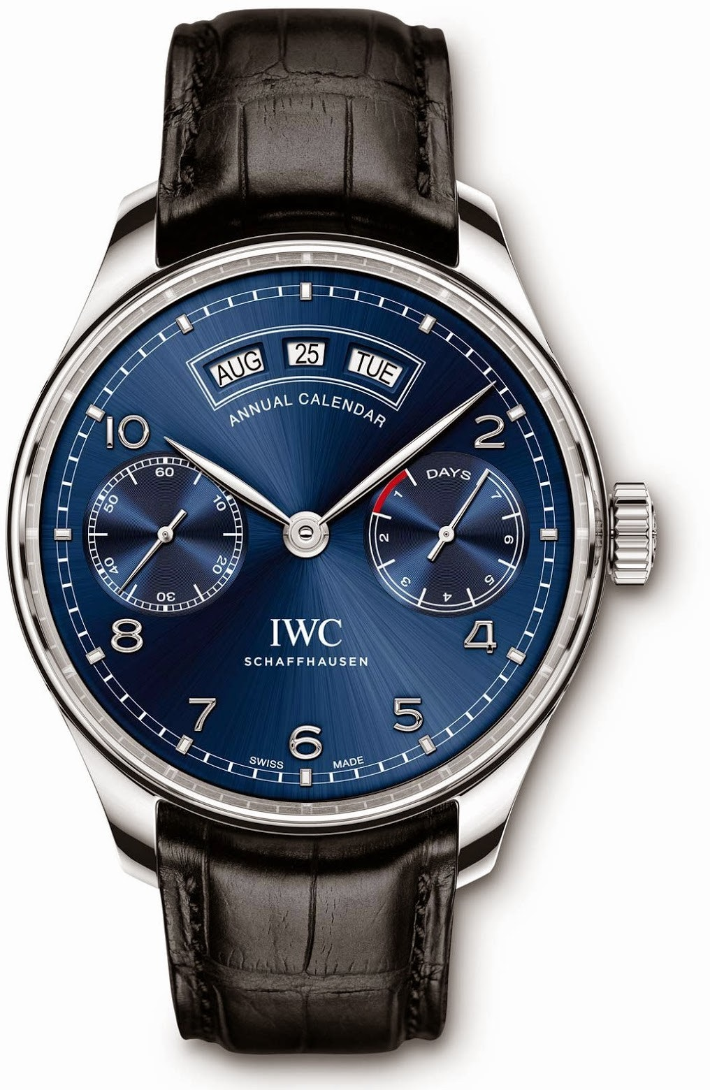 IWC Portugieser Annual Calendar IW503502