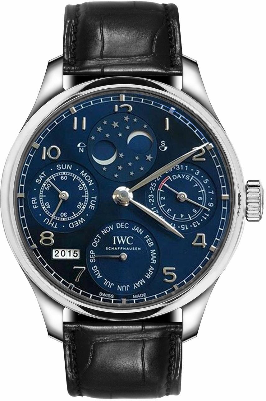 IWC Portugieser Perptual Calendar IW503401
