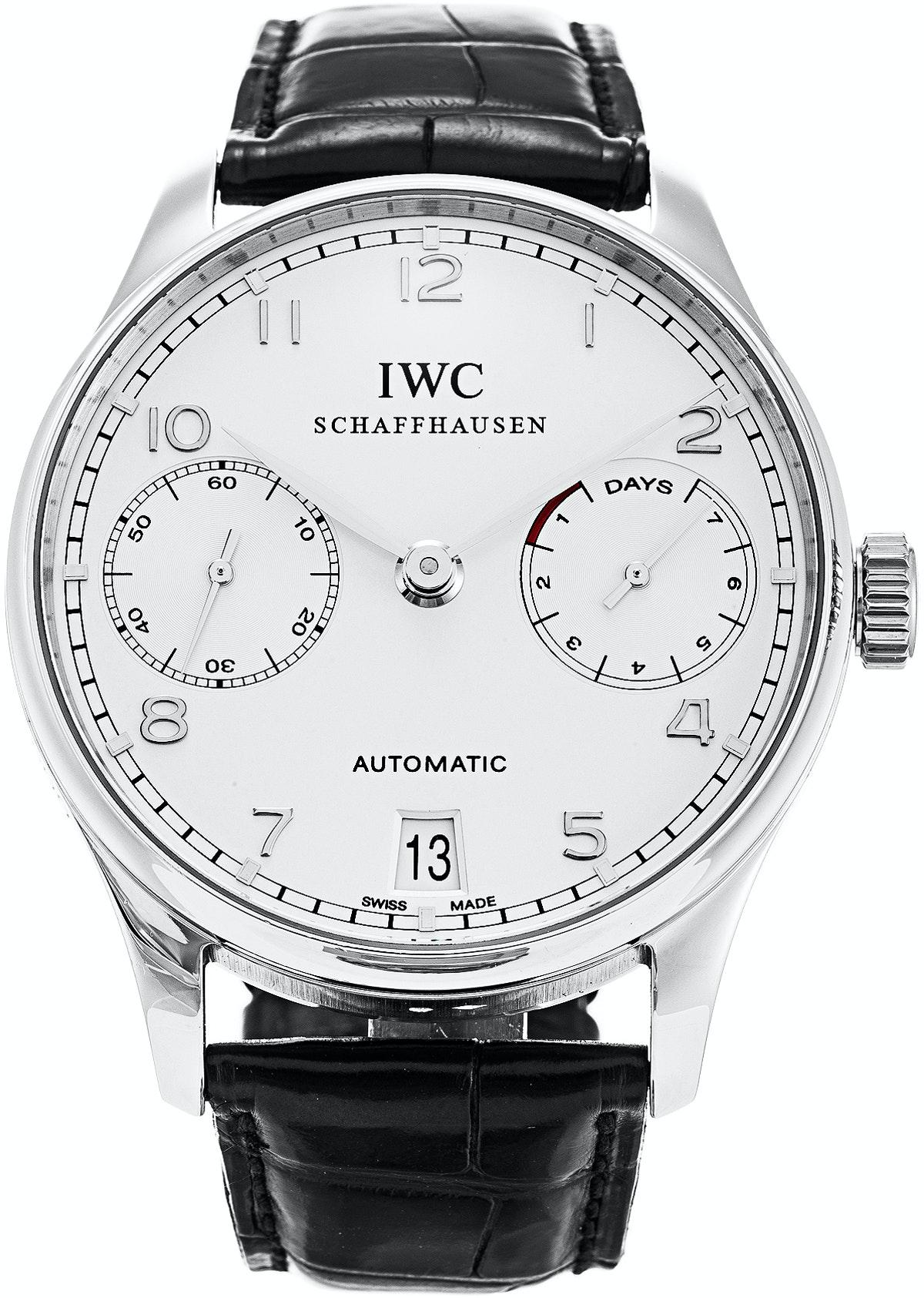 IWC Portuguese 7 Day IW500104