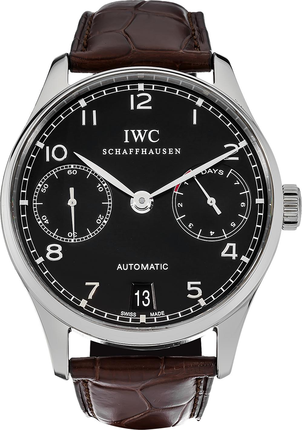 IWC Portuguese 7 Days IW500109