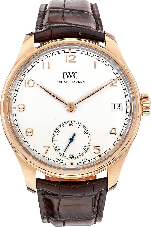 IWC Portuguese Hand Wound IW510204