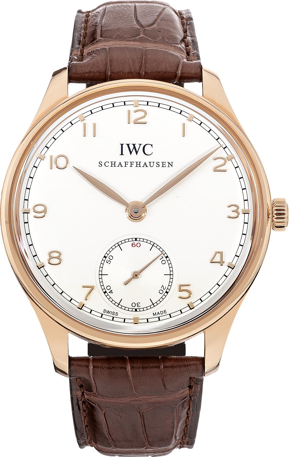 IWC Portuguese Hand Wound IW545409