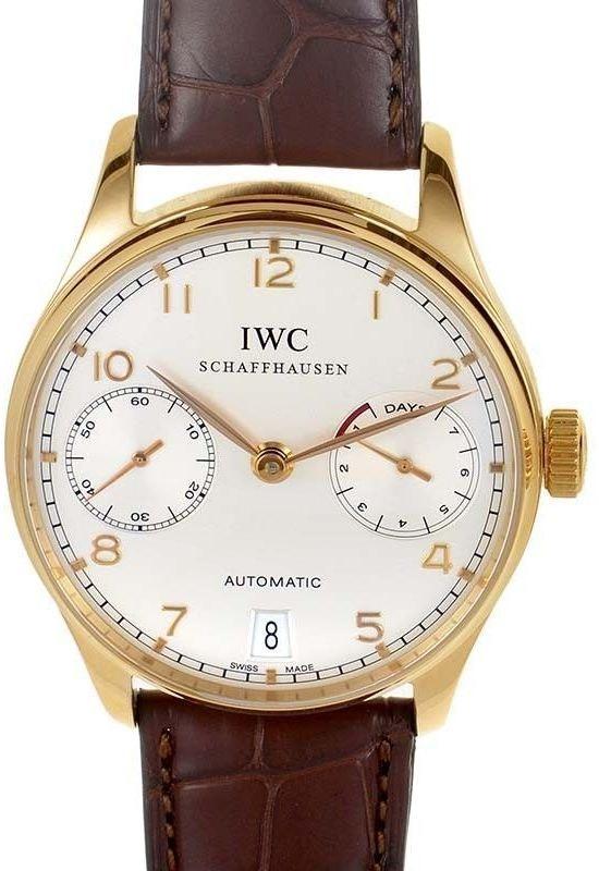 IWC Portuguese IW500101