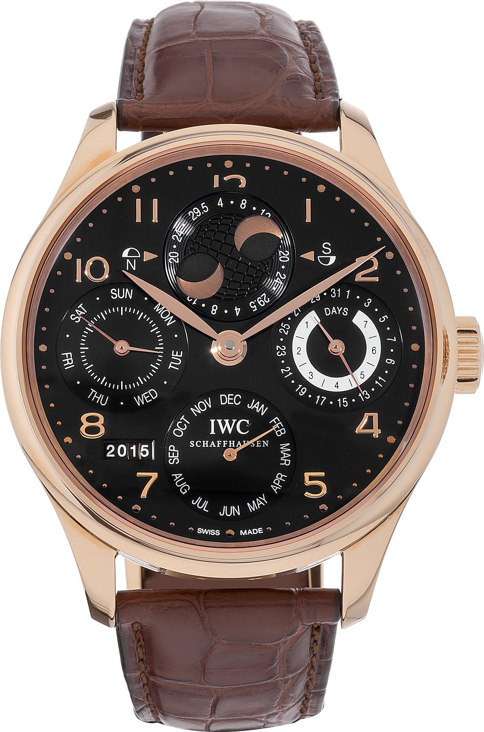 IWC Portuguese Perpetual Calendar IW503202