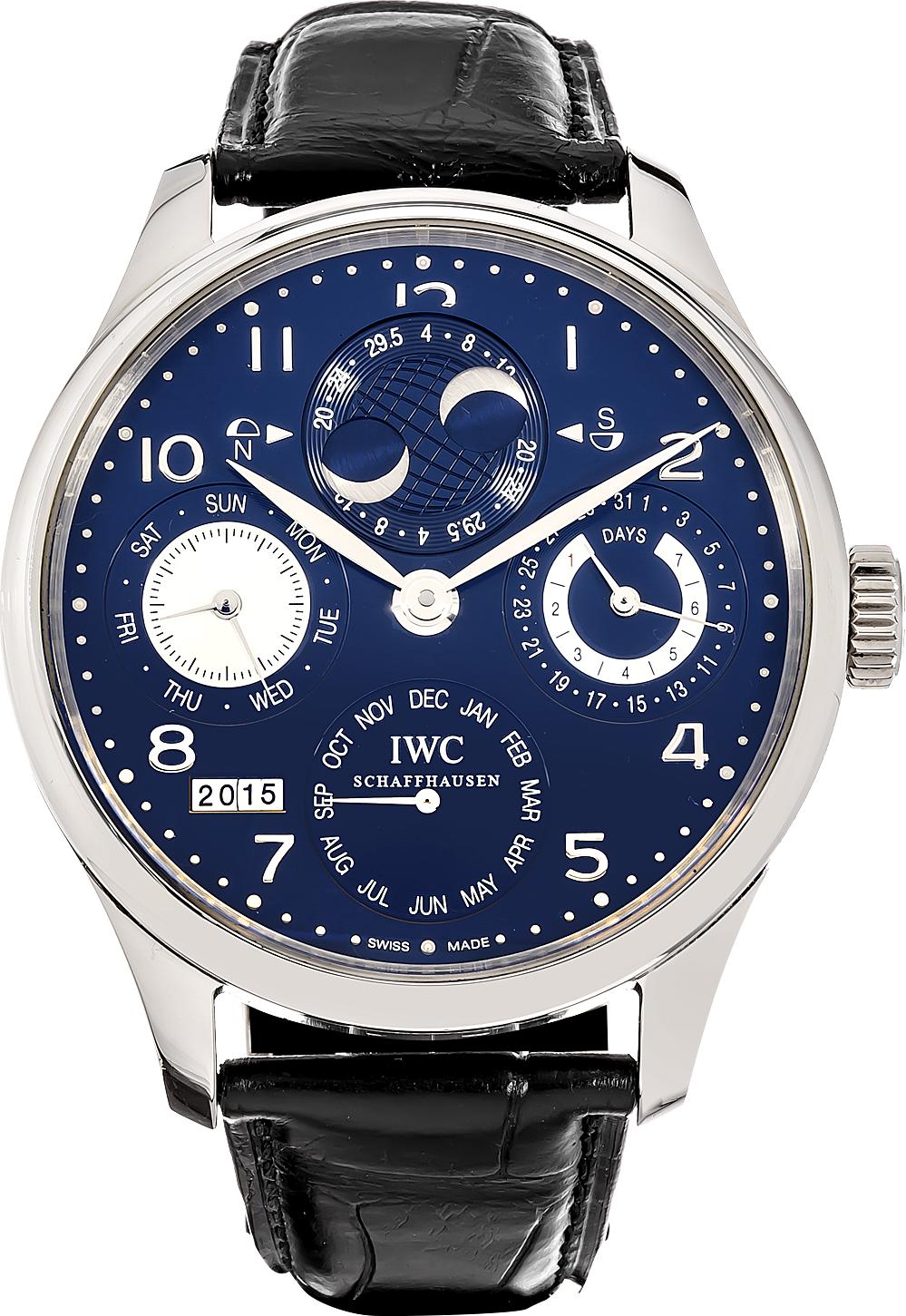 IWC Portuguese Perpetual Calendar IW503203