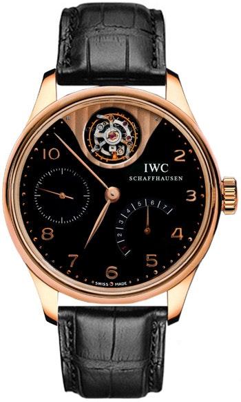 IWC Portuguese Tourbillon Mystere IW504210