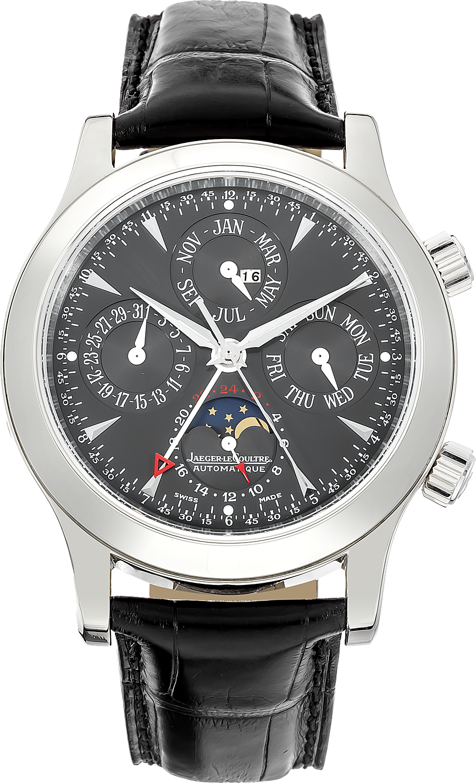 Jaeger-LeCoultre Grande Memovox Perpetual Calendar 146640956B