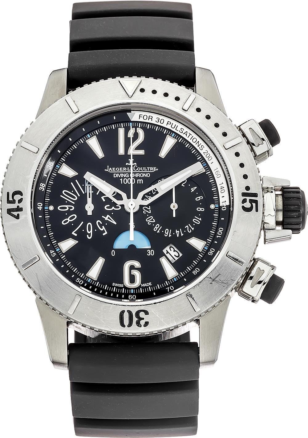 Jaeger-LeCoultre Master Compressor Diving Chronograph 186T670