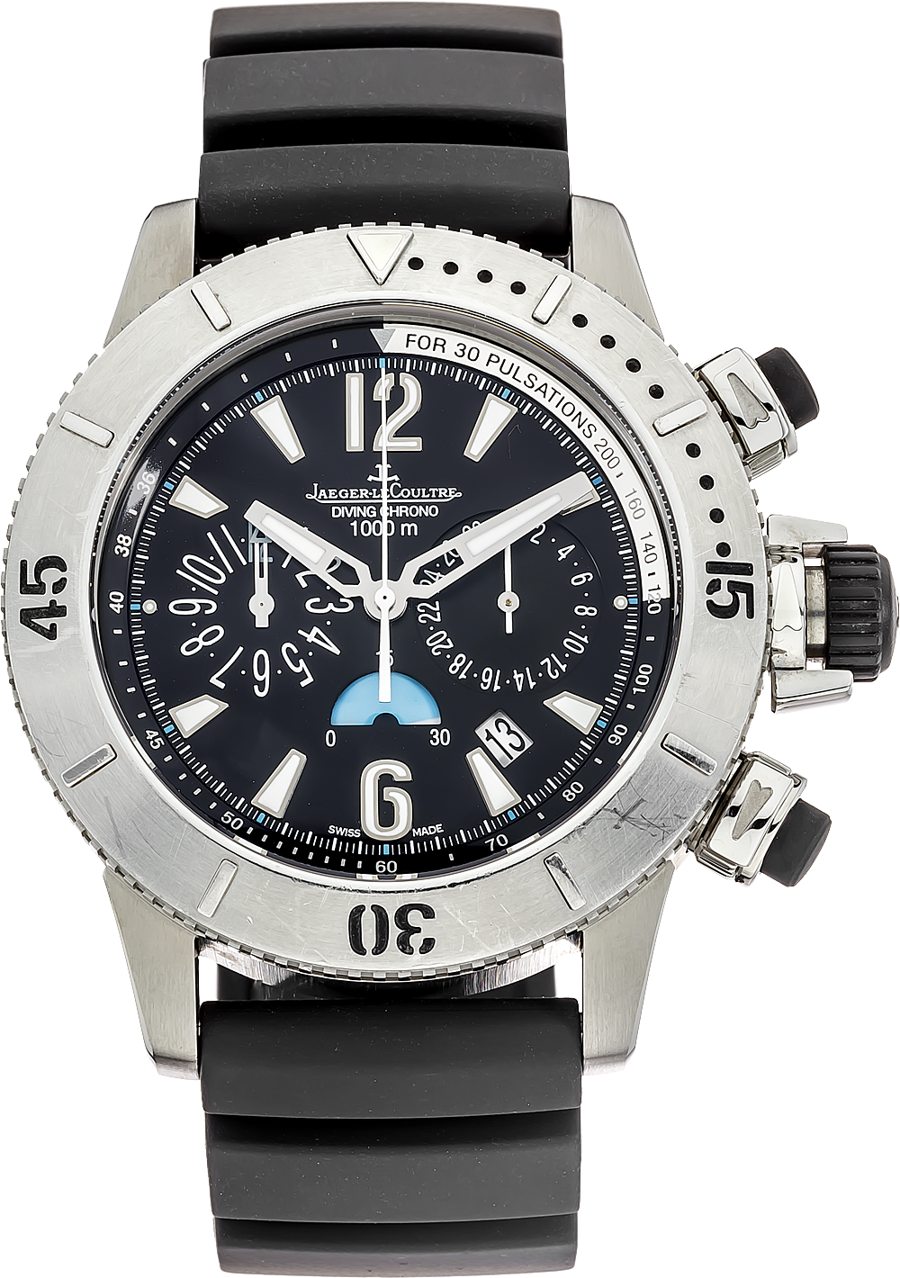 Jaeger-LeCoultre Master Compressor Diving Chronograph 186T670