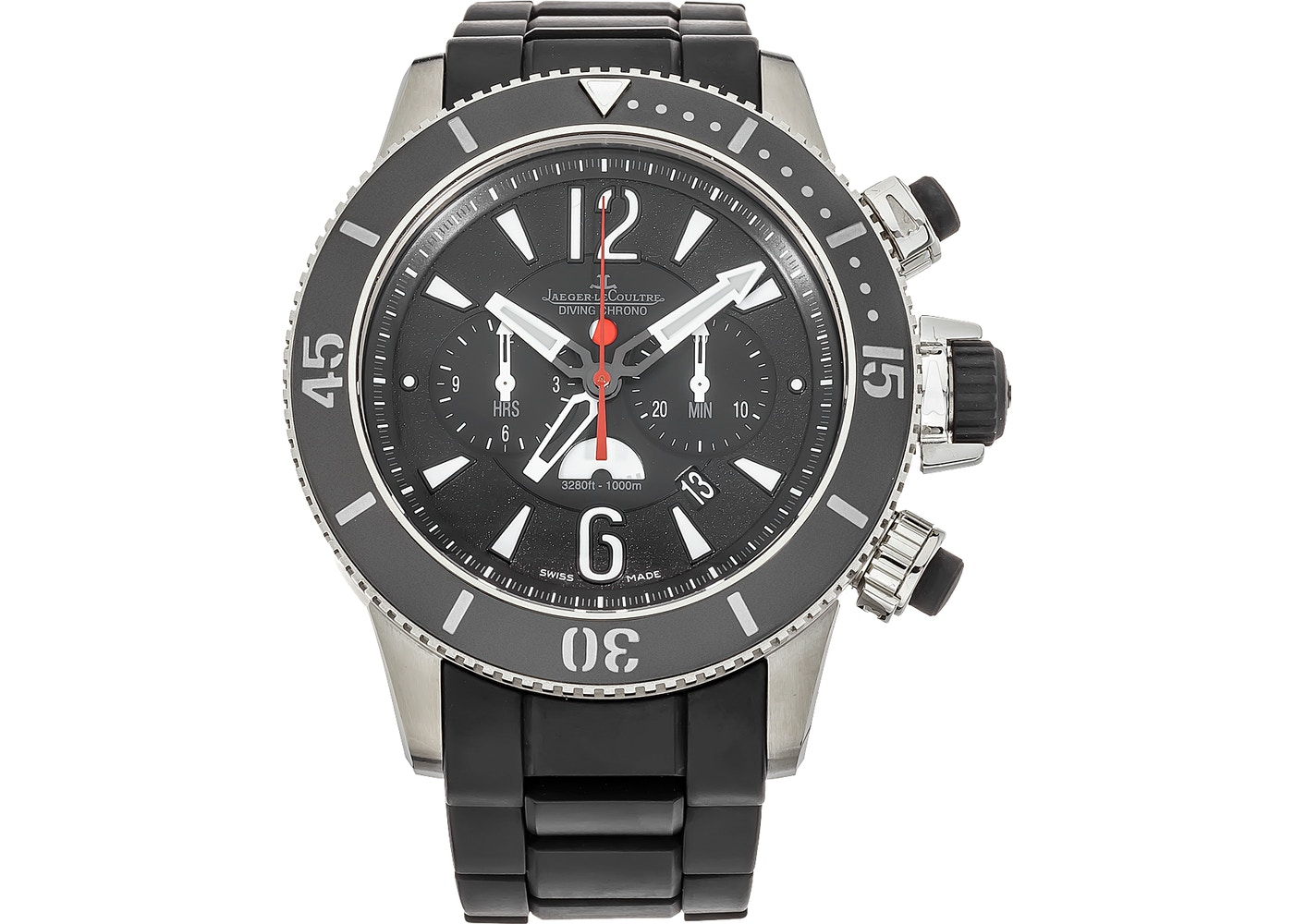 Jaeger-LeCoultre Master Compressor Diving Chronograph GMT