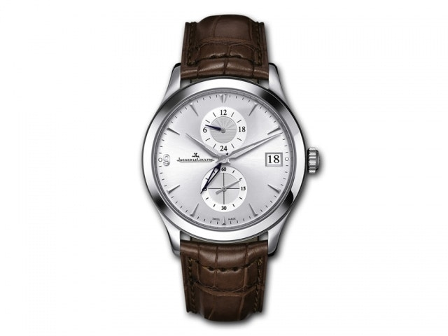 Jaeger LeCoultre Master Dual Time Q1628430