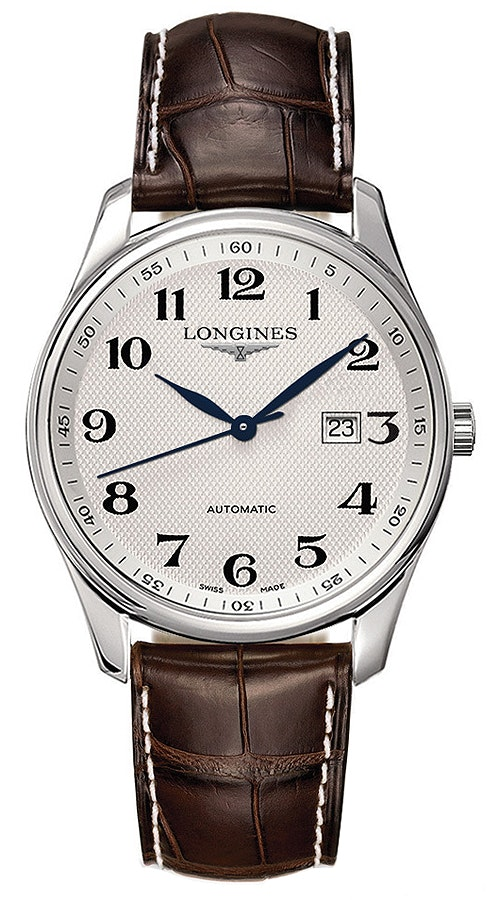Longines Master Brown Band L2.893.4.78.3