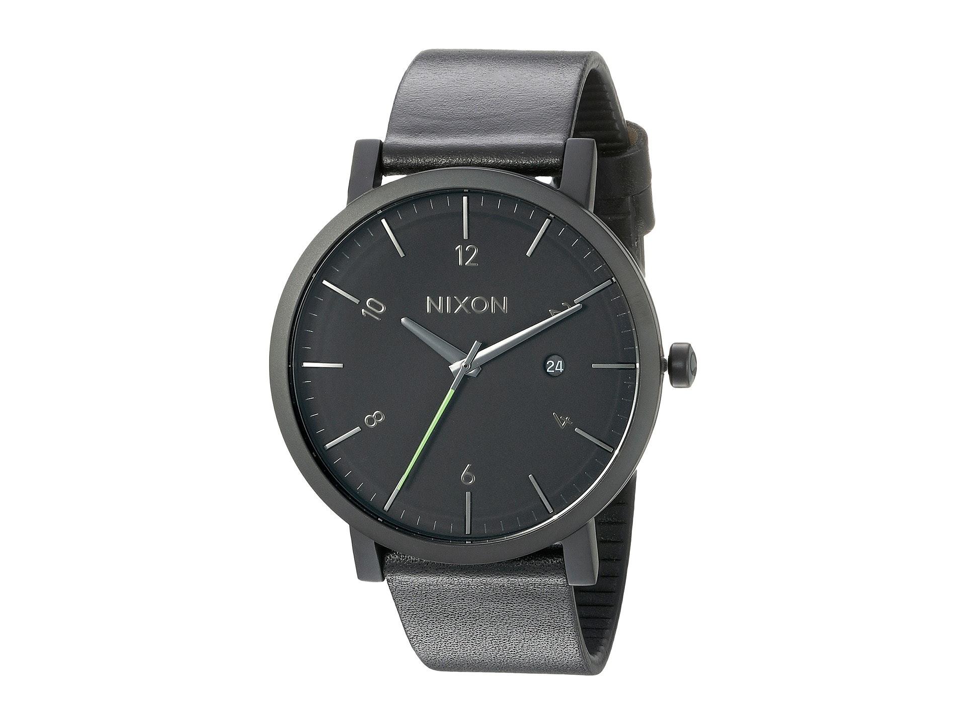 Nixon Rollo Watch All Black a945-001