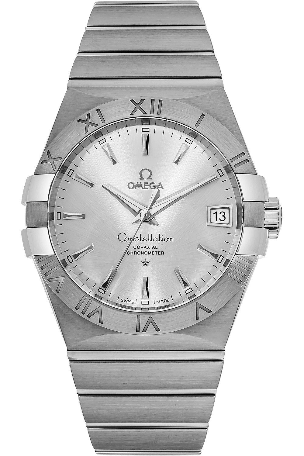 Omega Constellation Co-Axial 123.10.38.21.02.001
