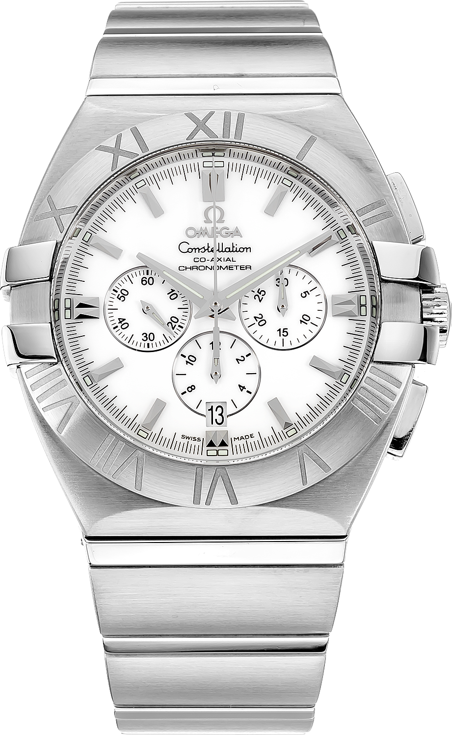 Omega Constellation Double Eagle Chronograph 1514.20.00