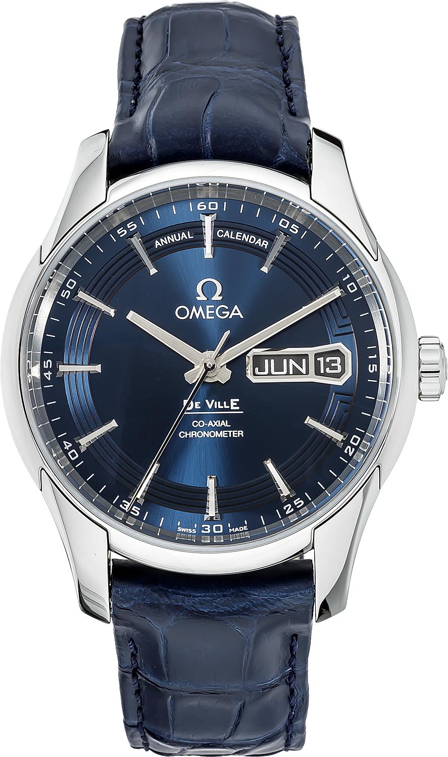 Omega De Ville Hour Vision Co-Axial Annual Calendar 431.33.41.22.03.001