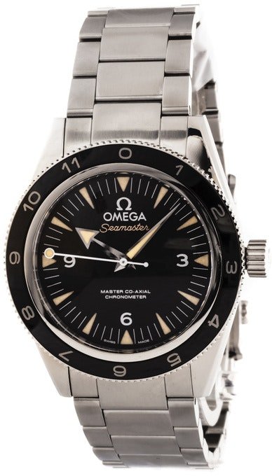 Omega Seamaster 300m James Bond Spectre Limited Edition 233.32.41.21.01.001