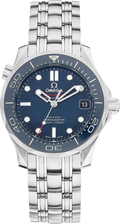 Omega Seamaster Diver Co-Axial 212.30.36.20.03.001