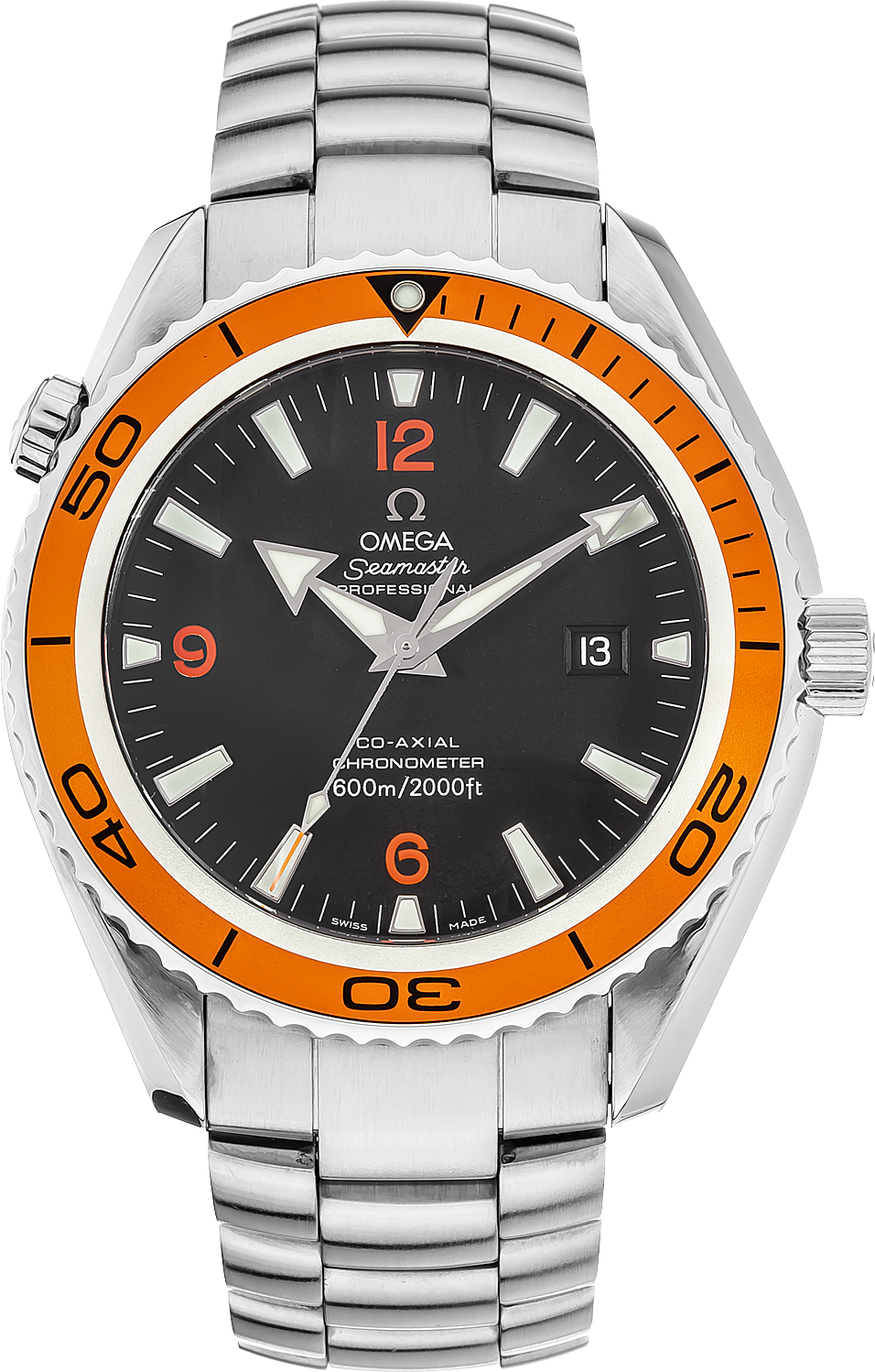 Omega Seamaster Planet Ocean Co-Axial 2208.50.00