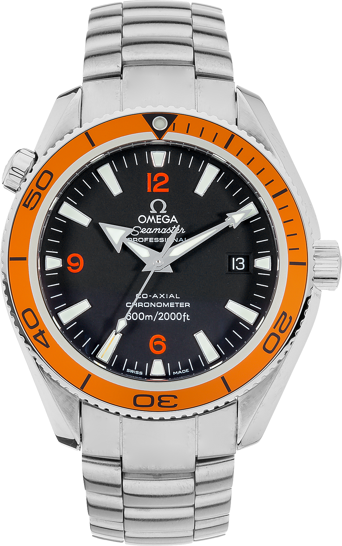 Omega Seamaster Planet Ocean Co-Axial 22095000