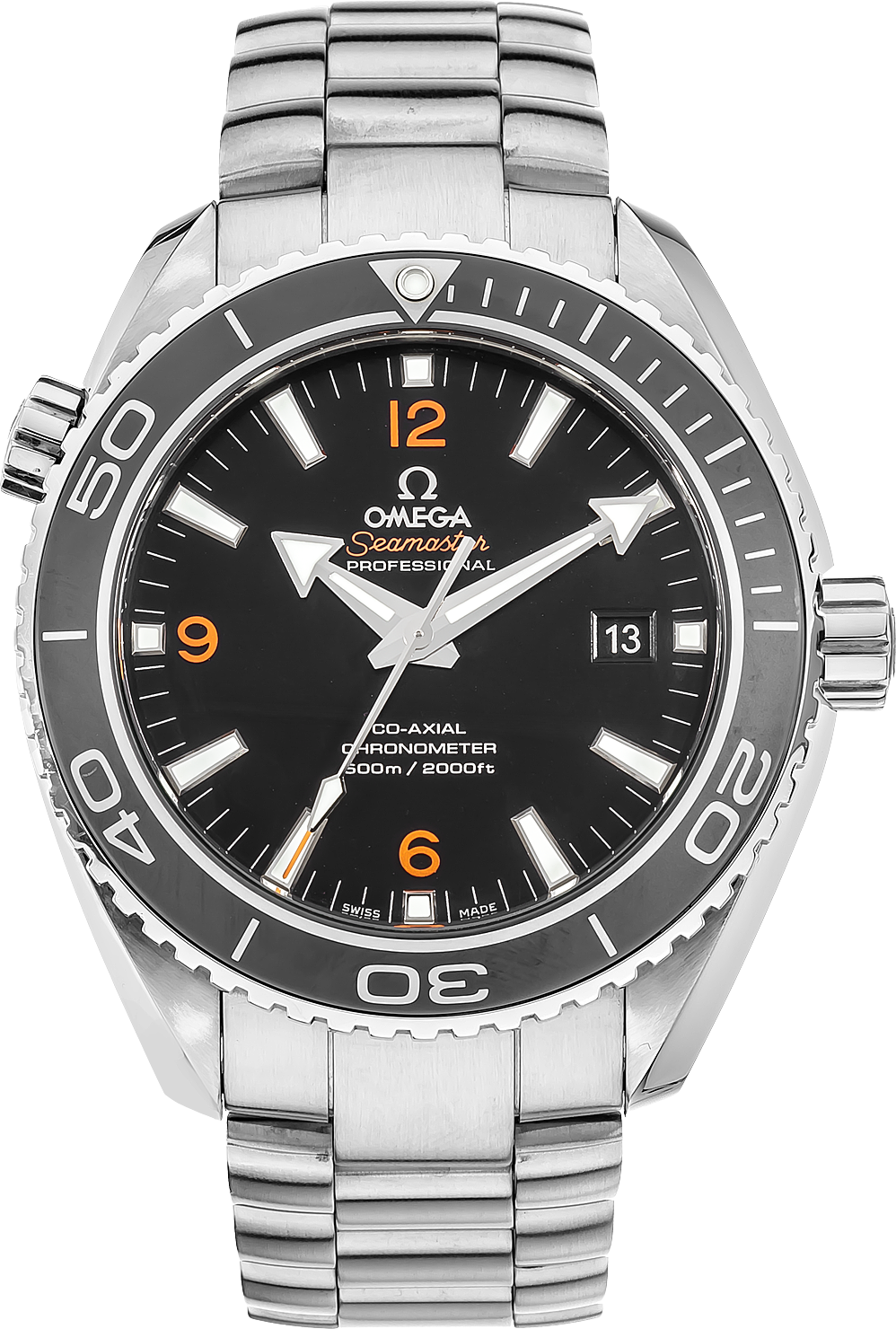 Omega Seamaster Planet Ocean Co-Axial 232.30.46.21.01.003