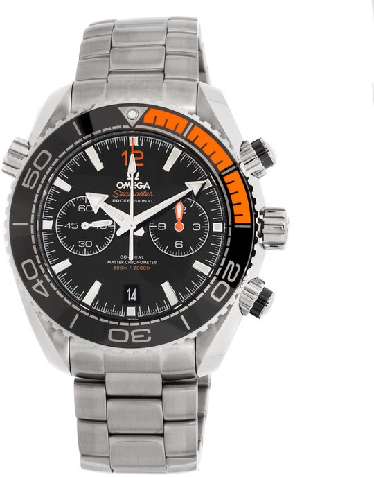 Omega Seamster Planet Ocean Master Chronograph 215.30.46.51.01.002