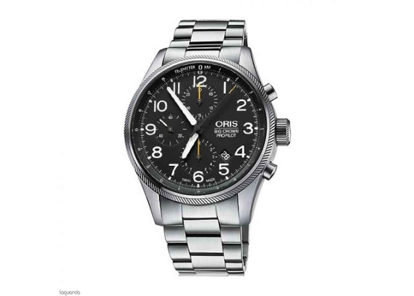 06a447637 Sell. or Ask. Box & Papers --. View All Bids. Oris Big Crown ProPilot  Chronograph 01 774 7699 4063-07 8 22 19