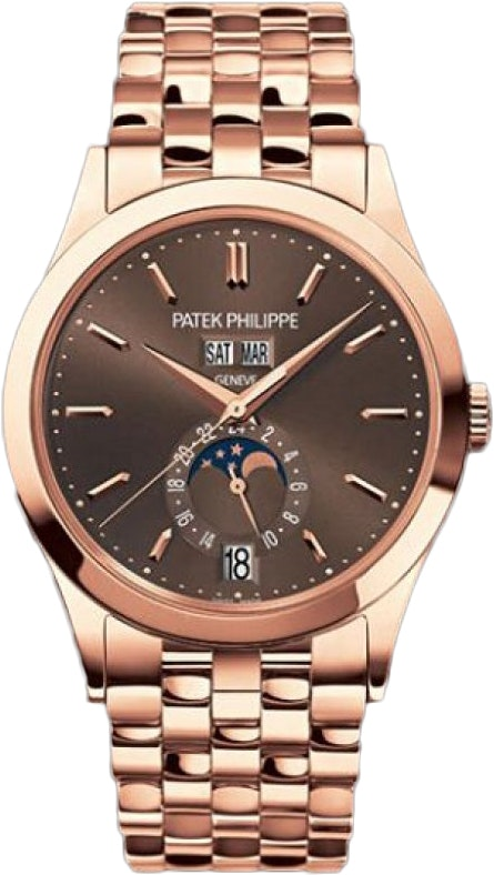 Patek Philippe Annual Calendar Rose Gold 5396/1R-001